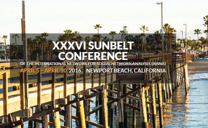 Sunbelt 2016 presentations available online